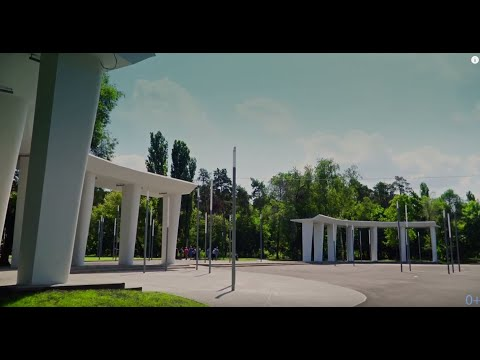 Парк Металлургов в Липецке