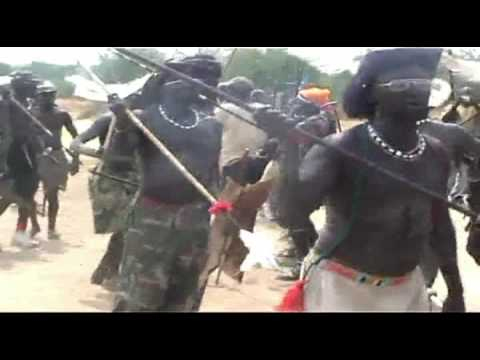 LUO Dance: Pari of Lafon, Southern Sudan Video 1