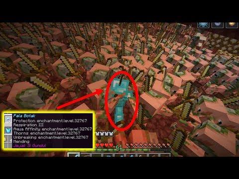 5000 Zombie PIGMAN VS Protection & Thorns 32.000 Menang Mana??!! - 동영상