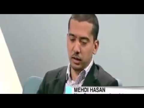 Brilliant Mehdi Hasan response