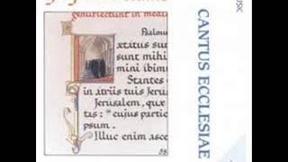 Cantus Ecclesiae - Benedictine Nuns of St. Celia's Abbey