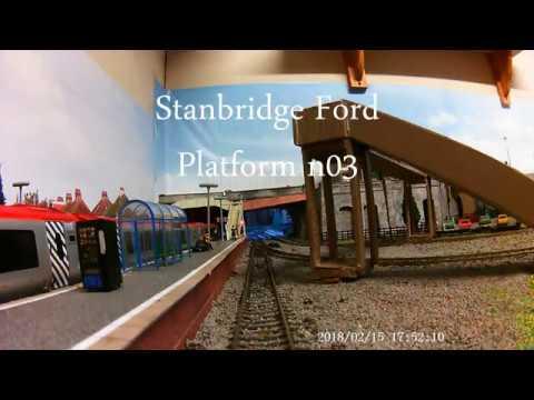 00 Garden Railway Shunts Stanbridge Ford New Yard To Decoy Depot 2018