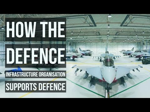 How the Defence Infrastructure Organisation Supports Defence