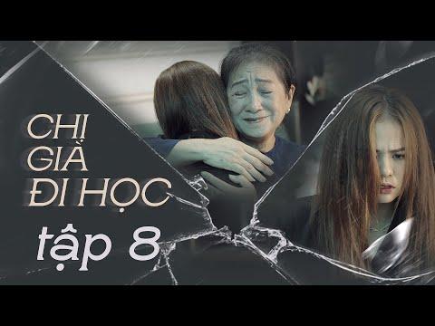 Chị Già Đi Học Tập 8 - Phim Học Đường LGBT ( Bách Hợp)   TraCy Thảo My x Gin...