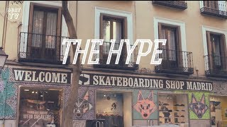 "THE HYPE ""Welcome skate shop"" by The BEAT-TV"