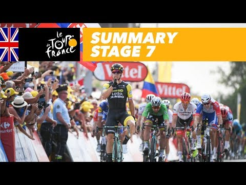 Summary – Stage 7 – Tour de France 2018