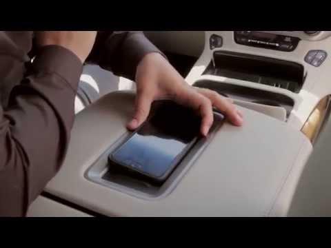 Wireless Charging and Bluetooth Set Up | GMC Yukon Denali