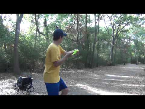 Texas Army Trail Sunday Doubles Part 4 - 7/24/2011 Disc Golf
