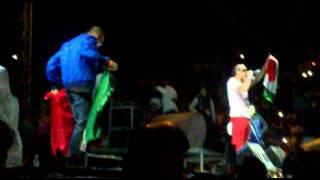 GOLPE A GOLPE PLAZA DE TOROS MEXICO BY DJ KOCXER [Reggaeton Live 2012]