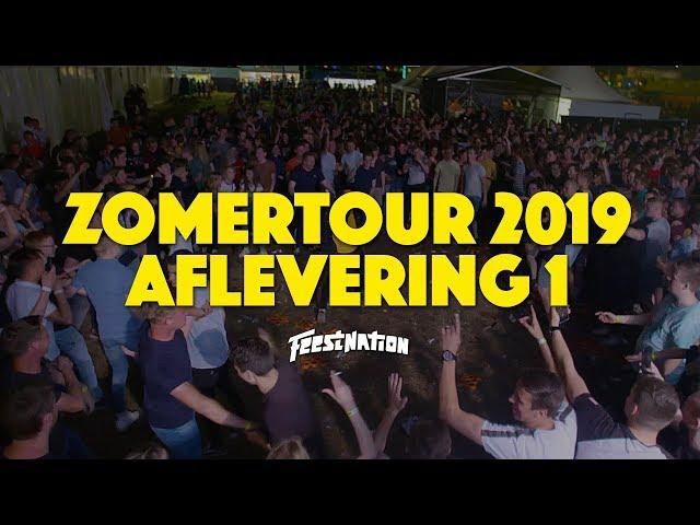 Zomertour 2019 Aflevering #1 - S02E01 - FEESTNATION