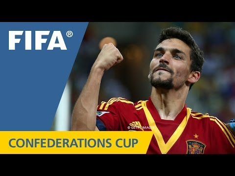 Spain 0:0 Italy a.e.t. (7:6 PSO), FIFA Confederations Cup 2013