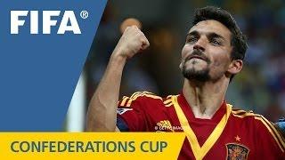 Spain 00  taly a.e.t. 76 PSO F FA Confederations Cup 2013