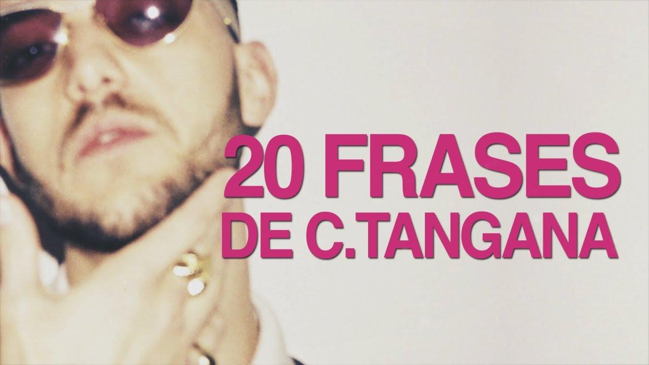 20 Frases De C Tangana El Rapero Del Momento