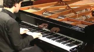 Mendelssohn: Andante cantabile & presto agitato, WoO.19 [by Vadim Chaimovich]