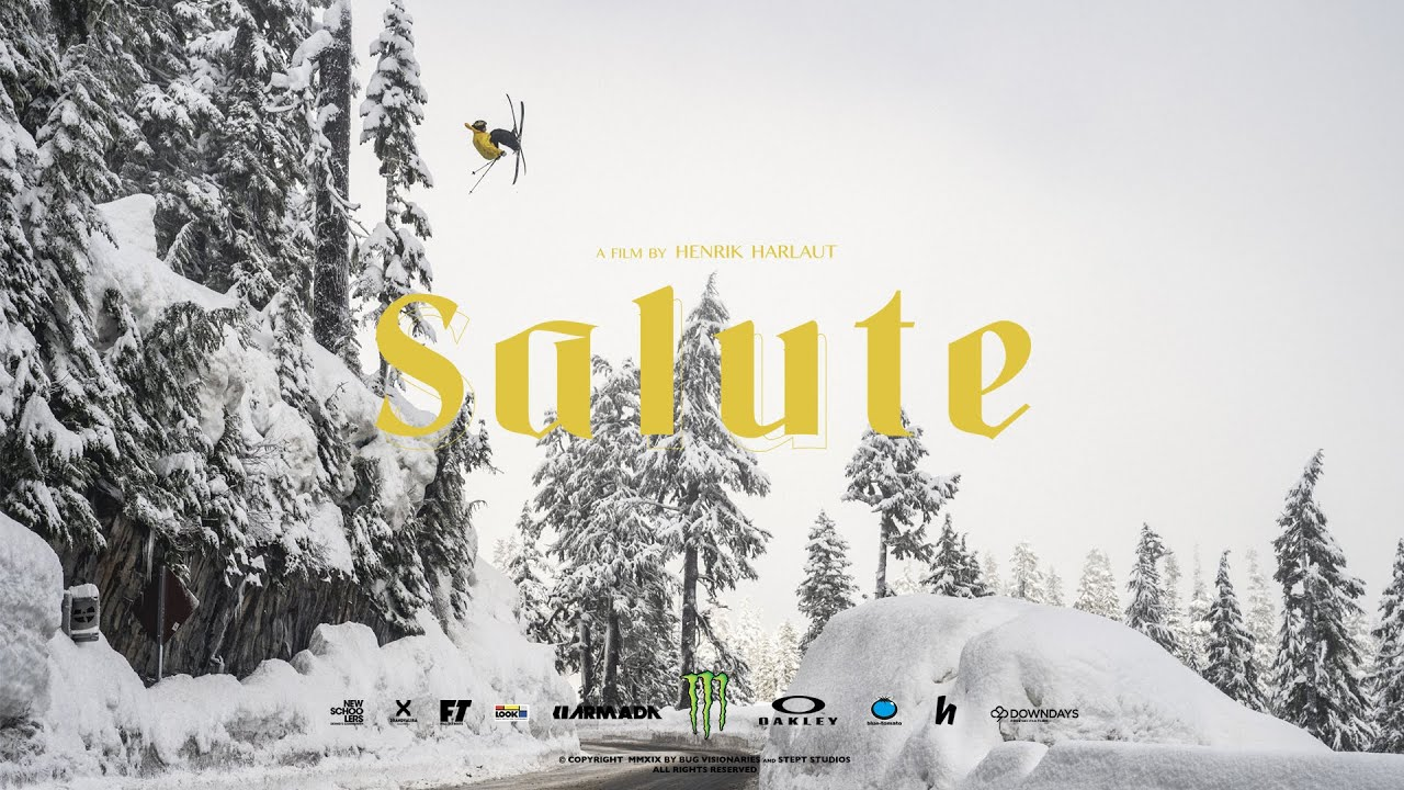 Henrik Harlaut // Salute
