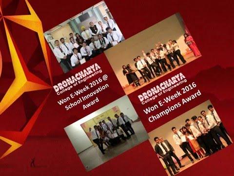 winners : National Entrepreneurship Network (NEN) : Dronacharya College of Engineering