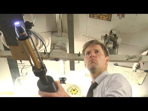 Walking Stick Tazer/Zapper 3D Printing Project