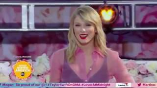 taylor swift ME! live at Central Park