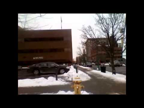Down Town Syracuse New York