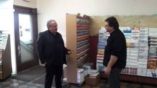 Pacetti's Music in Kenosha,WI. Kevin Velvikis