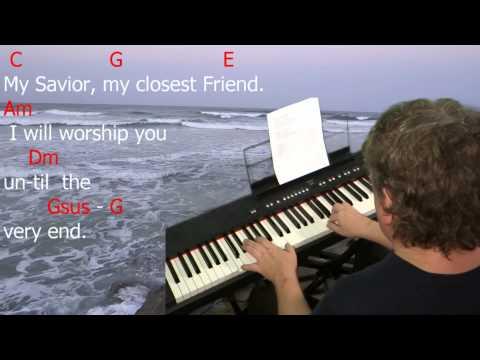 Jesus Lover Of My Soul Keyboard Chords Ver 2 By Hillsong United