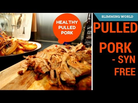 How to make good smoked pulled pork in slow cooker slimming world