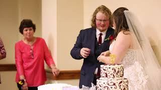 Hope & Drew Wedding Reception