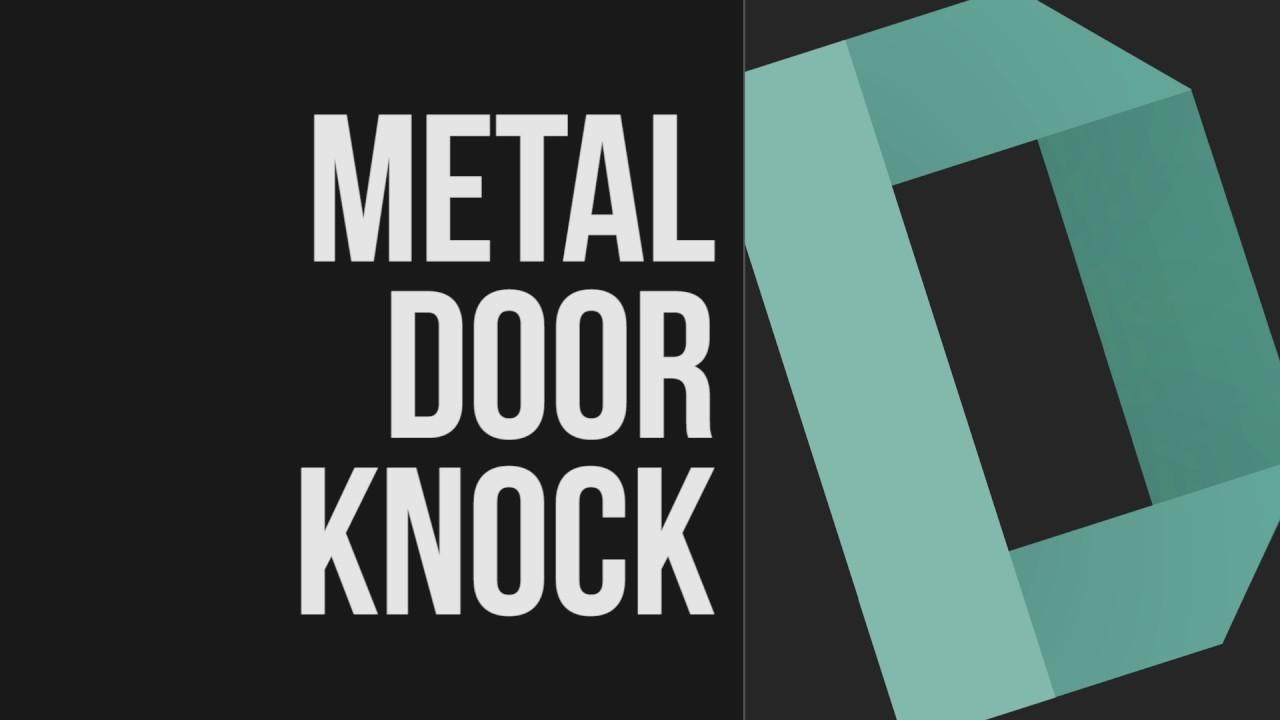 Door knock lion knock door lion head door knock on an for Door knocking sound