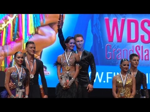 Finnish Open 2017 | WDSF Open Youth Latin Final