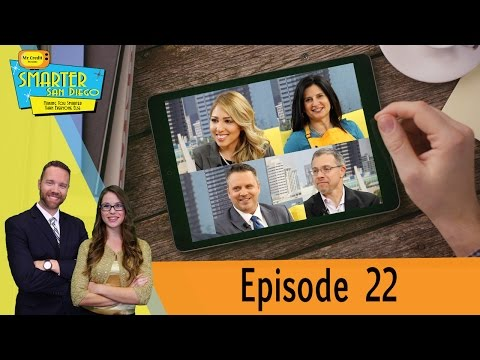 Smarter San Diego - Episode 22 - LIVE on CH4SD