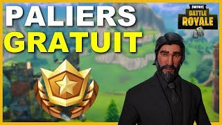 DOTO TO HAVE FREE PALIERS OF COMBAT SAISON 3!! - FORTNITE BATTLE ROYALE