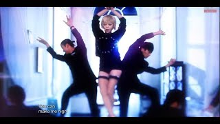 Gain - Bloom, 가인 - 피어나, Music Core 20121006