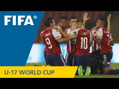 Match 4: Paraguay v Mali – FIFA U-17 World Cup India 2017