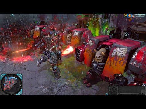 HOLY WAR! Word Bearers vs Taurans! - Epic Battle, Warhammer 40k: Dawn Of War 2: Retribution