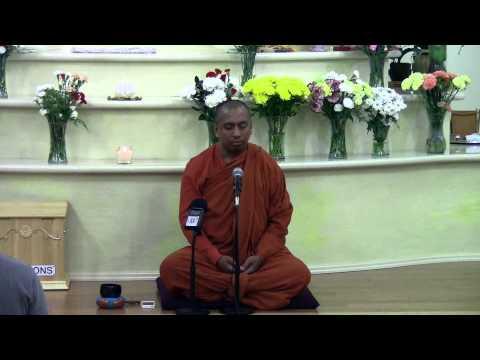 Buddhist Guided Vipassanā Meditation - Bhante Saranapala