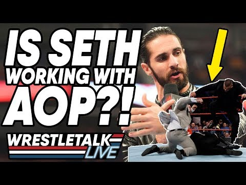 Is Seth Rollins WORKING With AOP?! WWE Raw Dec. 2, 2019 Review | WrestleTalk Live