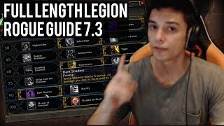Full Length Legion 73 Sub Rogue Guide by Xaryu
