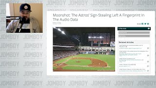 A Full Update on the Astros Cheating Scandal (As of November 17th)