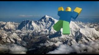 SWEPT AWAY BY AN AVALANCHE!!! | Roblox Mt.Everest RP |