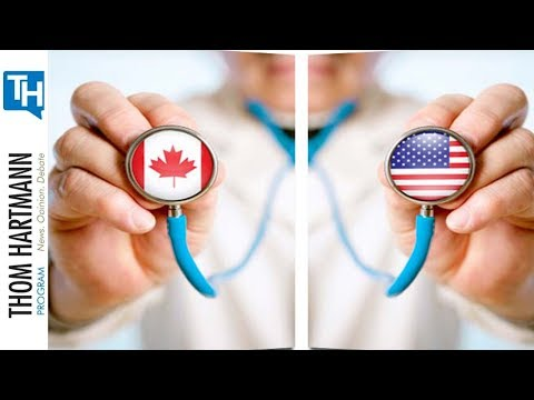 Why Canadians Feel Sorry For United States Citizens (P.S. It