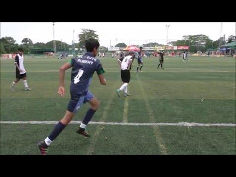 2016 Singapore 7s - U15 JSSL Elite vs. Mosaic Football Academy, Oman