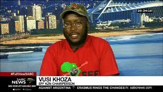 Former EFF members form new political party