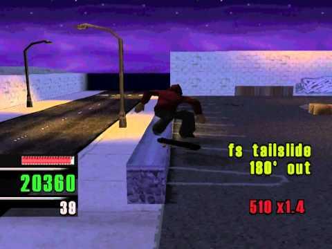 Thrasher: Skate And Destroy – Level 1 – Hometown, Industrials (Normal)