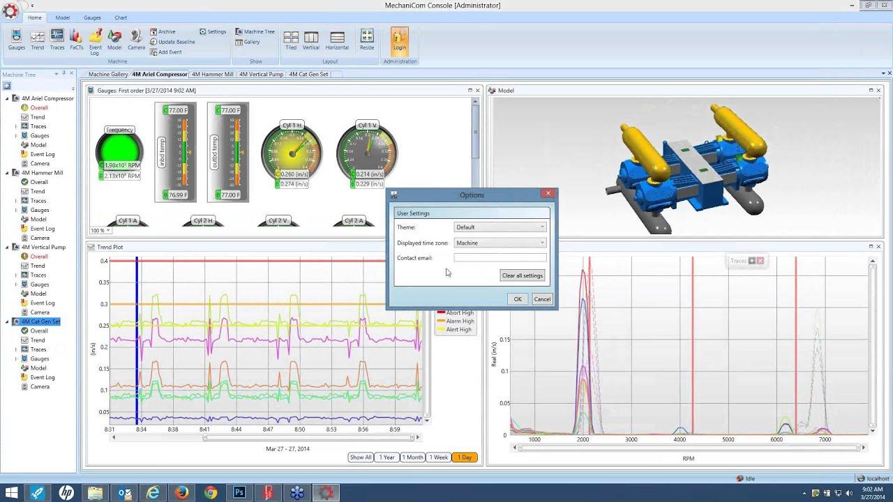 Vibrant Learning Lab - 3/27/2014 - Introduction to MechaniCom