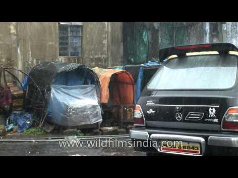 Life goes on in Cherrapunji, raining or not