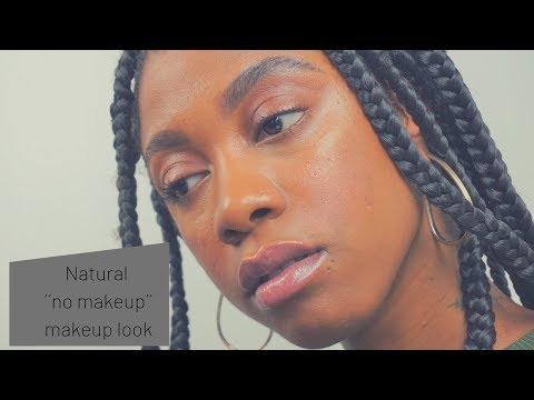 Natural ´´no makeup´´ makeup look| SOELISSE NAHR