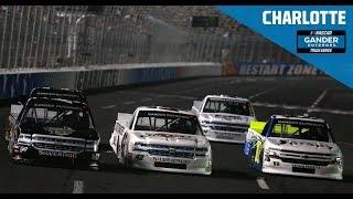 NASCAR Gander Outdoor Truck Series - Full Race - North Carolina Education Lottery 200