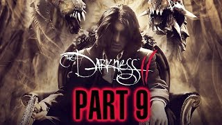 The Darkness 2 Walkthrough Part 9 - Mental Hospital [HD] Xbox360