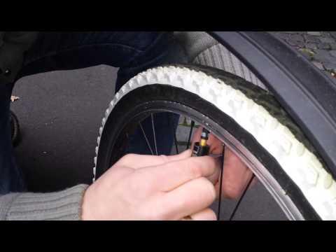 How To Use the Rausch Bike Pump On Presta And Schrader Valves