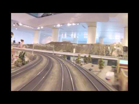 The World's Largest, Smallest, and Strangest Model Trains